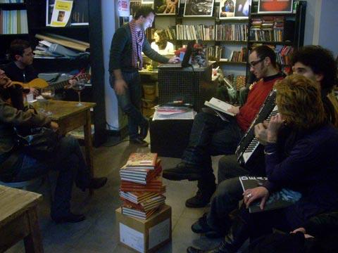 Hobo Artclub Eventi, Pigneto, Roma